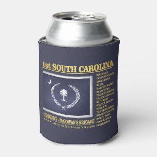 1st South Carolina Infantry (BA2) Can Cooler