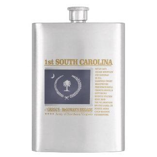 1st South Carolina Infantry (BA2) Flask