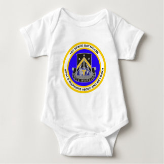 1st Space Battalion Baby Bodysuit