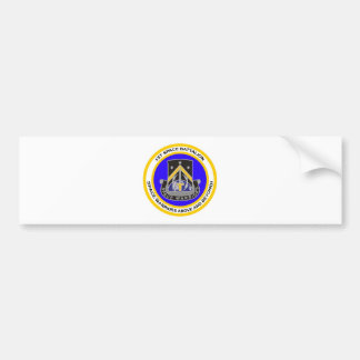 1st Space Battalion Bumper Sticker