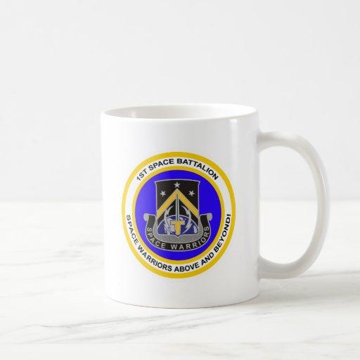 1st Space Battalion Classic White Coffee Mug
