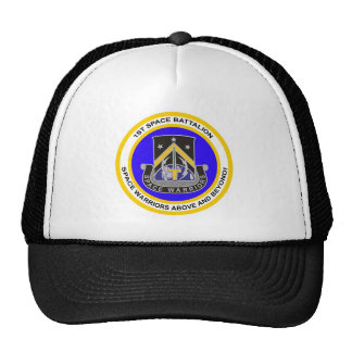 1st Space Battalion Trucker Hat