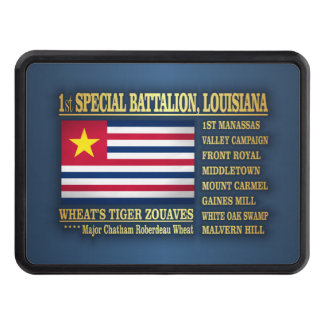 1st Special Battalion, Louisiana Infantry (BA2) Tow Hitch Cover