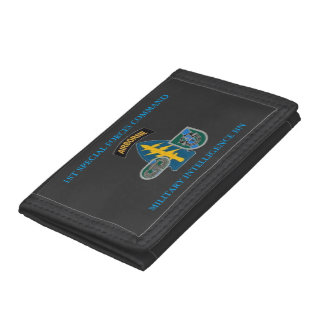 1ST SPECIAL FORCES COMMAND M.I. BN  WALLET