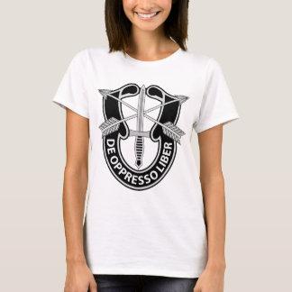 1st Special Forces Distinctive Unit Insignia T-Shirt