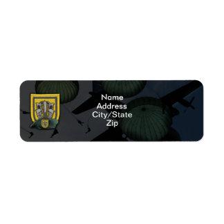 1st special forces fort lewis vets r label