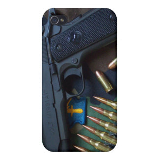 1st special forces green beret training  cover for iPhone 4