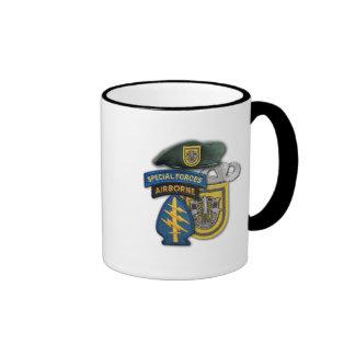 1st Special forces green berets veterans vets Mug