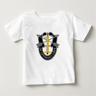 1st Special Forces Group Crest Baby T-Shirt