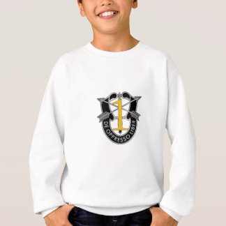 1st Special Forces Group Crest Sweatshirt