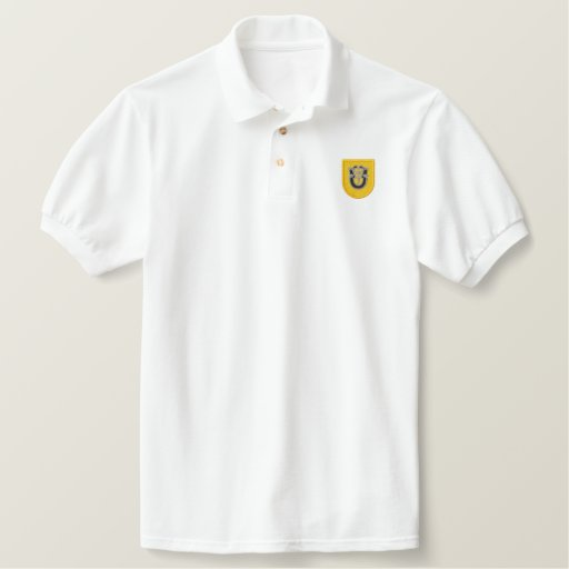 1st Special Forces Group Embroidered Polo Shirt