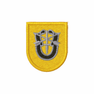 1st Special Forces Group Polo
