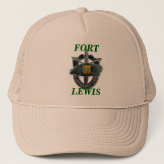 1st special forces group fort lewis vets iraq Hat