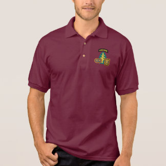 1ST SPECIAL FORCES GROUP POLO SHIRT