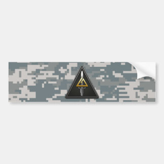 1st Special Forces Operational Detachment-Delta Bumper Sticker
