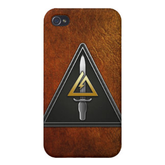 1st Special Forces Operational Detachment-Delta iPhone 4/4S Cover