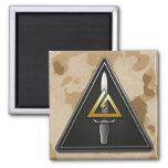 1st Special Forces Operational Detachment-Delta Fridge Magnet