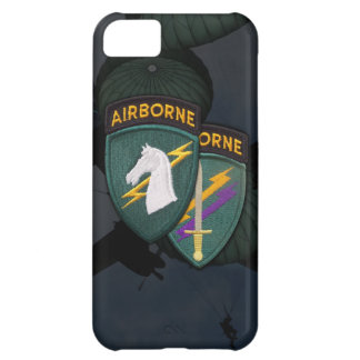 1st Special Operations Command  Patch Case For iPhone 5C