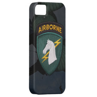 1st Special Operations Command  Patch iPhone SE/5/5s Case