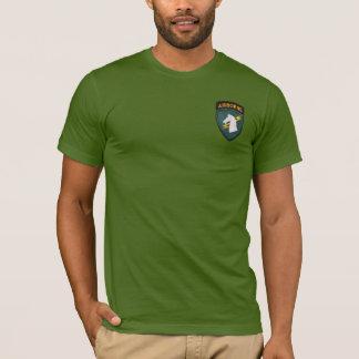 1st special ops SOCOM USASOC Veterans Vets patch T-Shirt
