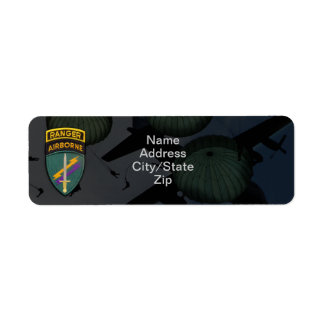 1st special ops usacapoc(a) patch custom return address labels