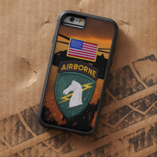 1st Special ops USACAPOC Veterans Vets Patch Tough Xtreme iPhone 6 Case