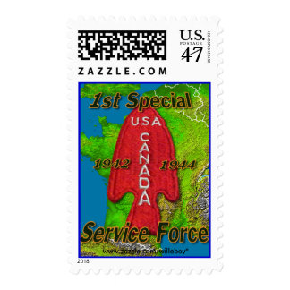 1st special service force stamps ai...military