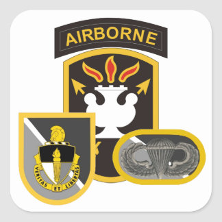 1ST SPECIAL WARFARE TRAINING GROUP STICKERS