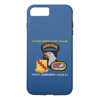 1ST SQUADRON 32ND CAVALRY 101ST ABN iPHONE CASE