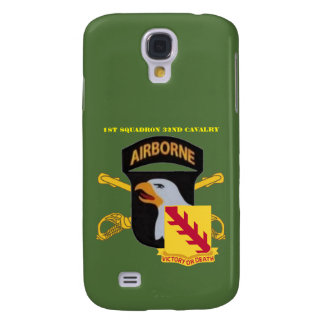 1ST SQUADRON 32ND CAVALRY 101ST ABN SAMSUNG CASE