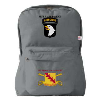 1ST SQUADRON 32ND CAVALRY 101ST AIRBORNE BACKPACK