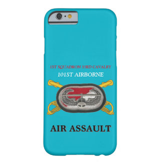 1ST SQUADRON 33RD CAVALRY 101ST ABN iPHONE CASE