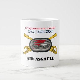 1ST SQUADRON 33RD CAVALRY 101ST AIRBORNE MUG