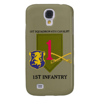 1ST SQUADRON 6TH CAVALRY 1ST INFANTRY CASE