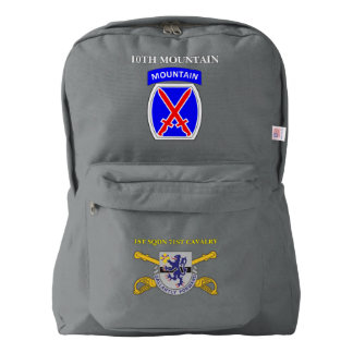 1ST SQUADRON 71ST CAVALRY 10TH MOUNTAIN BACKPACK