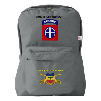 1ST SQUADRON 73RD CAVALRY 82ND AIRBORNE BACKPACK