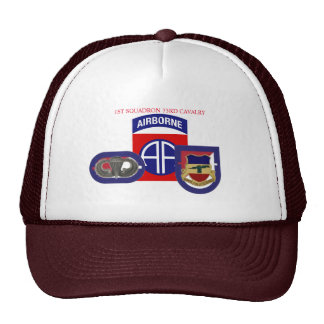 1ST SQUADRON 73RD CAVALRY HAT
