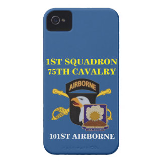 1ST SQUADRON 75TH CAVALRY 101ST ABN iPHONE CASE