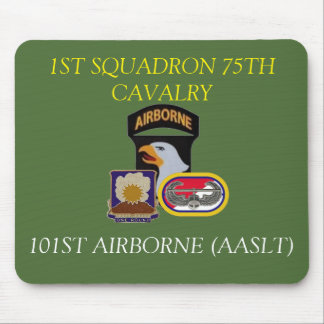 1ST SQUADRON 75TH CAVALRY 101ST ABN MOUSEPAD