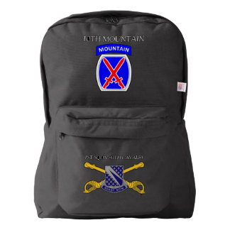 1ST SQUADRON 89TH CAVALRY 10TH MOUNTAIN BACKPACK