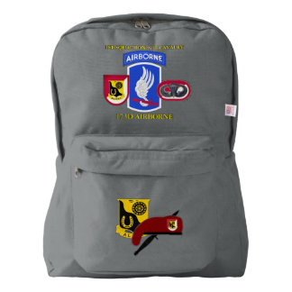 1ST SQUADRON 91ST CAVALRY 173D AIRBORNE BACKPACK