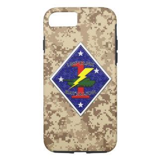 1st Tank Battalion - 1st Marine Division iPhone 8/7 Case