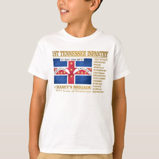 1st Tennessee Infantry (BA2) T-Shirt