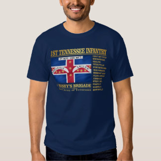 1st Tennessee Infantry (BA2) T Shirt