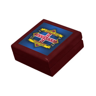 1st Tennessee Infantry Keepsake Boxes