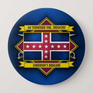 1st Tennessee Infantry Pinback Button