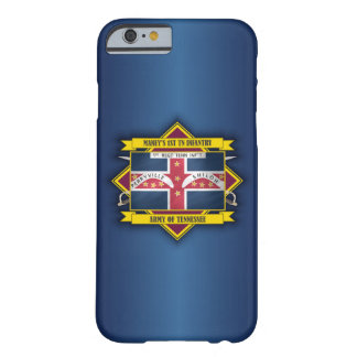 1st Tennessee Volunteer Infantry Barely There iPhone 6 Case