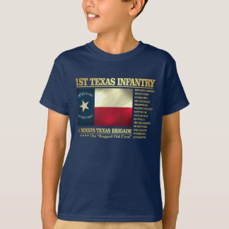 1st Texas Infantry (BA2) T-Shirt