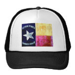 1st Texas Infantry, Hood's Brigade, Lone Star Flag Hats