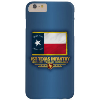 1st Texas Infantry (v10) Barely There iPhone 6 Plus Case